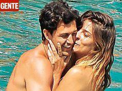 Cristina Chiabotto e Marco Roscio a Portofino: tra baci e tenerezze