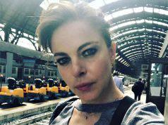 """Claudia Gerini appoggia il nuovo governo: """"Sì al censimento dei rom"""""""