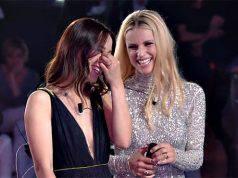 'Vuoi Scommettere?': Michelle Hunziker e Aurora Ramazzotti in lacrime