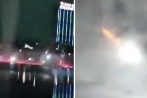 Gigantesca meteora attraversa i cieli della Cina - VIDEO