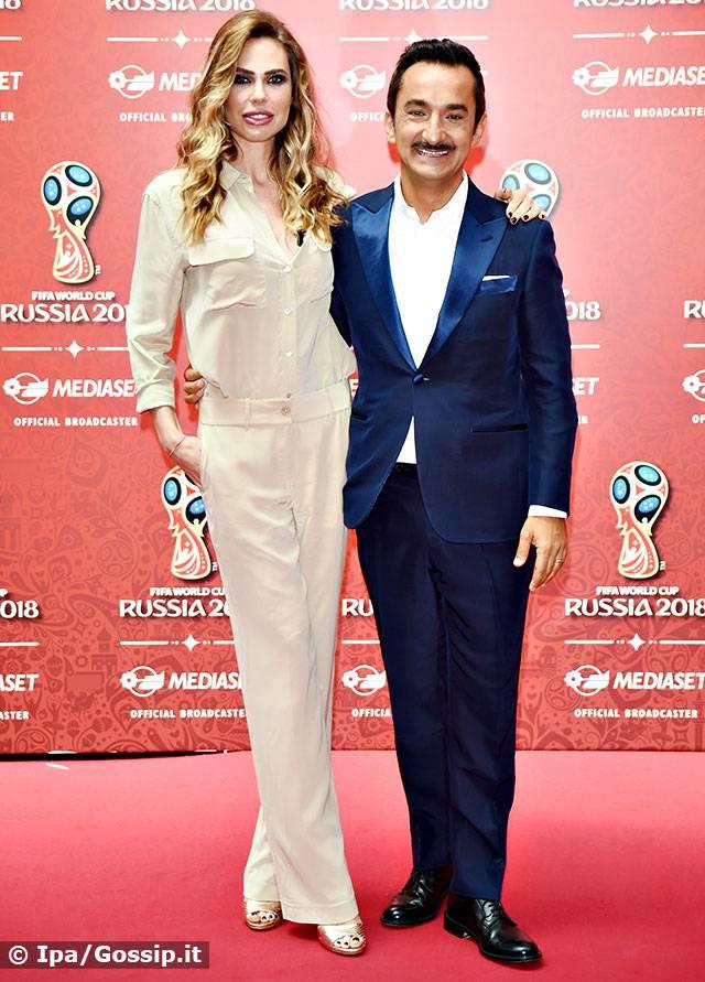 "Ilary Blasi alla conduzione di Balalaika: ""Totti? Deve tenere i bambini"""