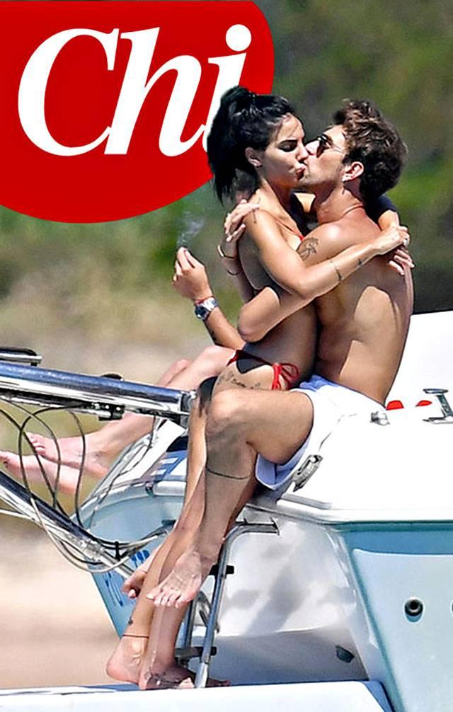 Giulia De Lellis e Andrea Damante sono tornati insieme: ecco la foto del bacio
