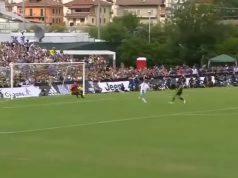 Primo Gol di CR7 con la maglia della Juventus