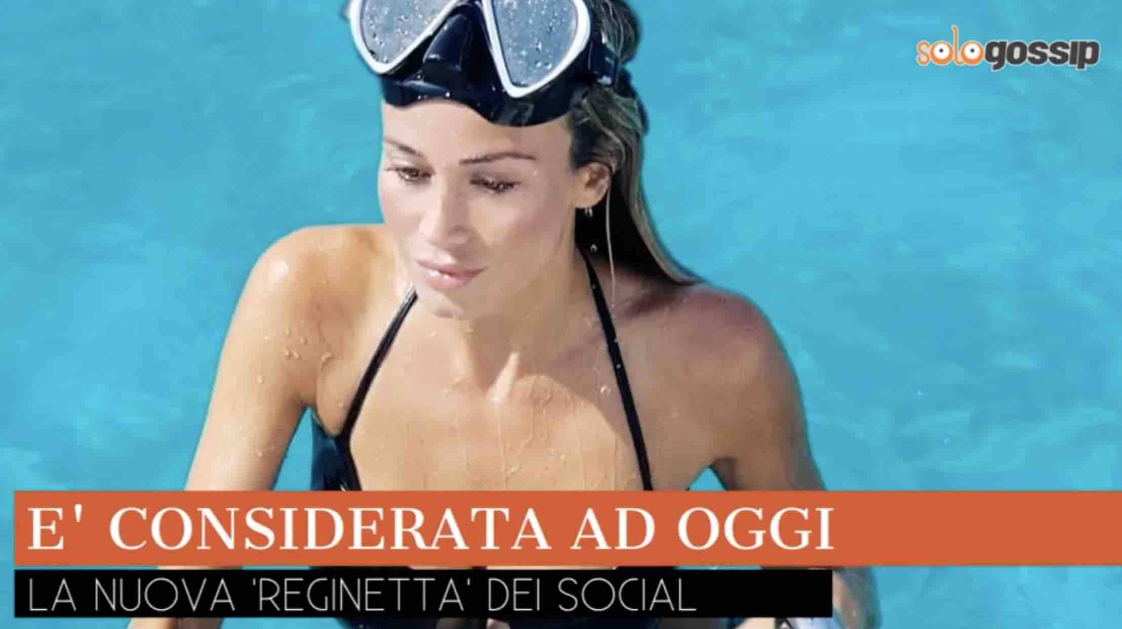 Diletta Leotta reginetta social madrina e testimonial DAZN