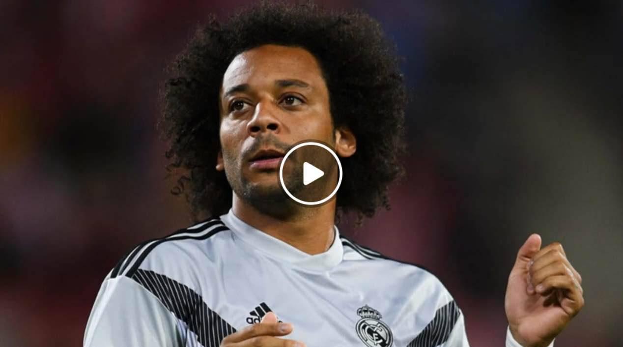 Marcelo Juventus lopetegui Video