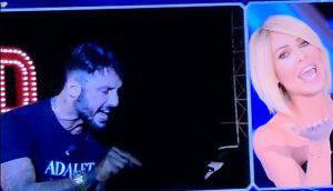 Fabrizio Corona contro Ilary Blasi