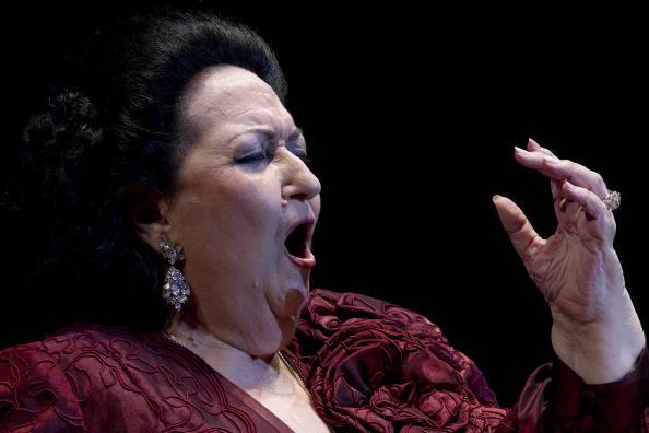 Morta Montserrat Caballe