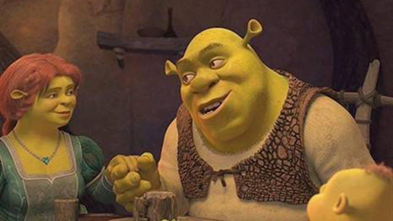 Shrek Terzo oggi in tv su Italia 1