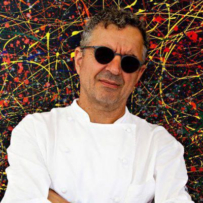 Mauro Uliassi, chef stellato