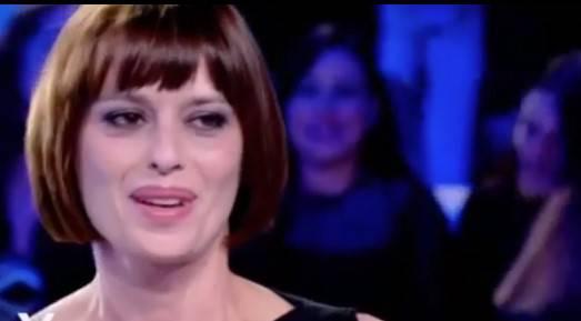 Claudia Pandolfi a Verissimo