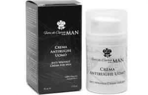 Crema Antirughe Uomo