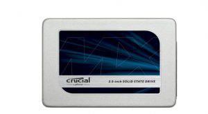 Crucial Micro SD