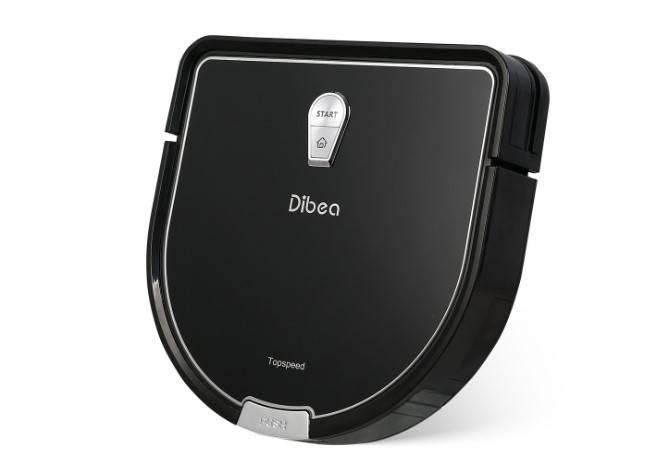 Dibea Robot Aspirapolvere