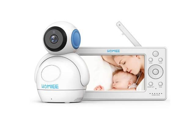 HOMIEE Baby Monitor