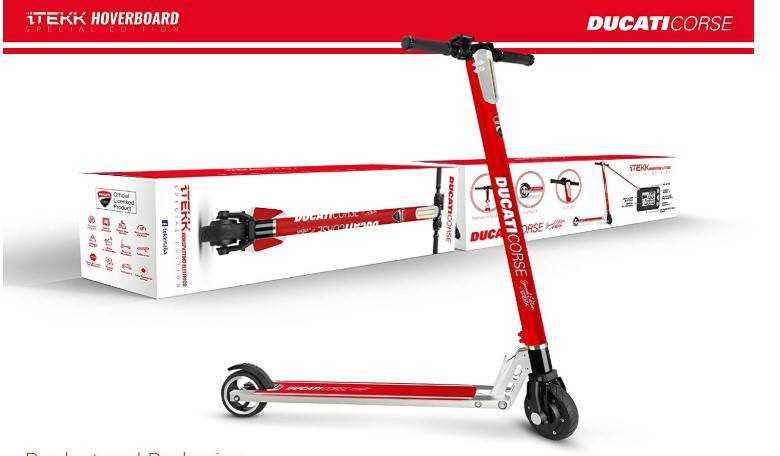 Itekk monopattino Ducati