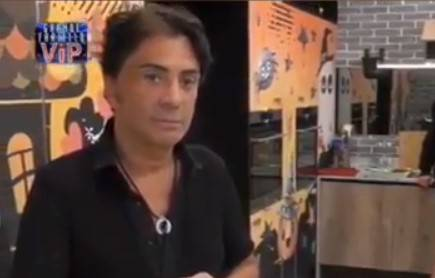 Ivan Cattaneo al GF Vip
