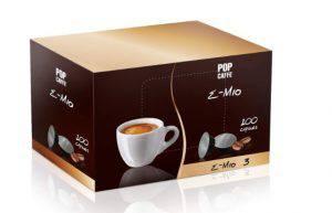 Pop Caffè E-Mio