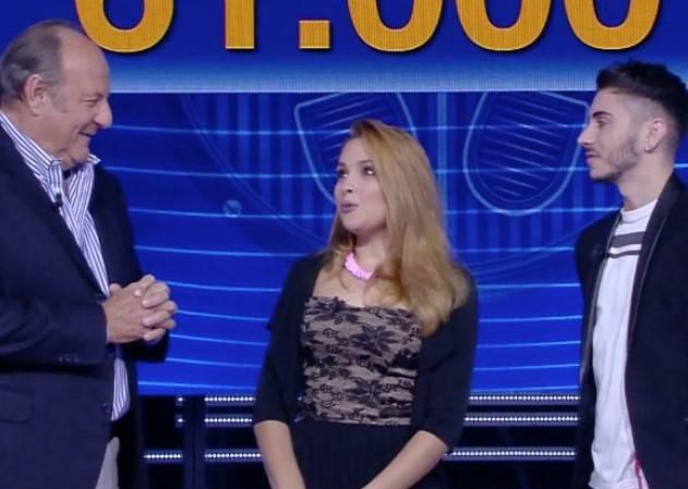 Nicolò Scalfi e Valeria
