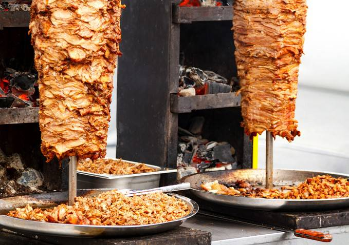 Kebab, scoperta choc
