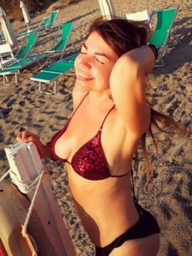 Cristina D'Avena mare