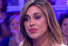Belen Rodriguez in tv