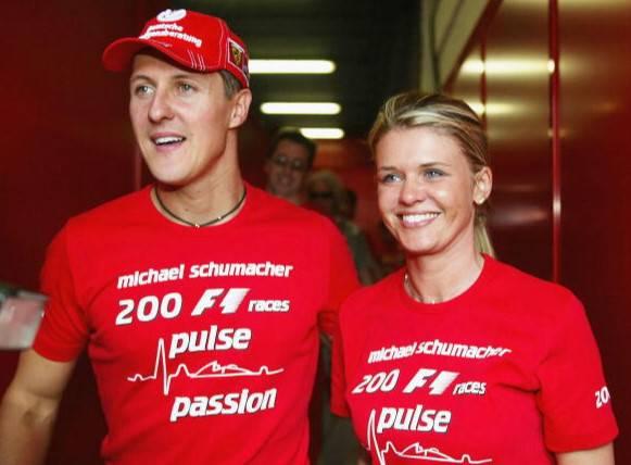 Michael Schumacher condizioni