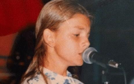 Emma Marrone bambina