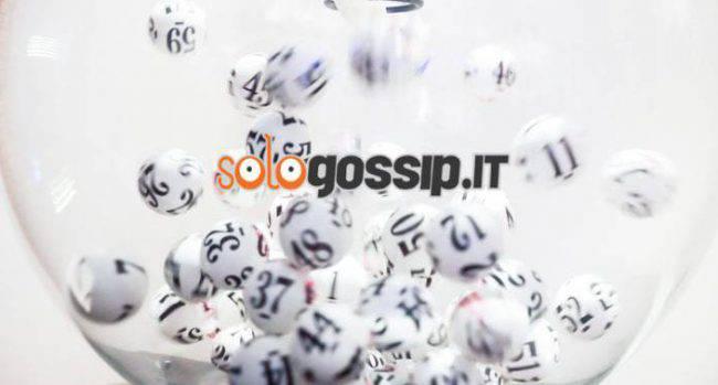 Lotto numeri estratti