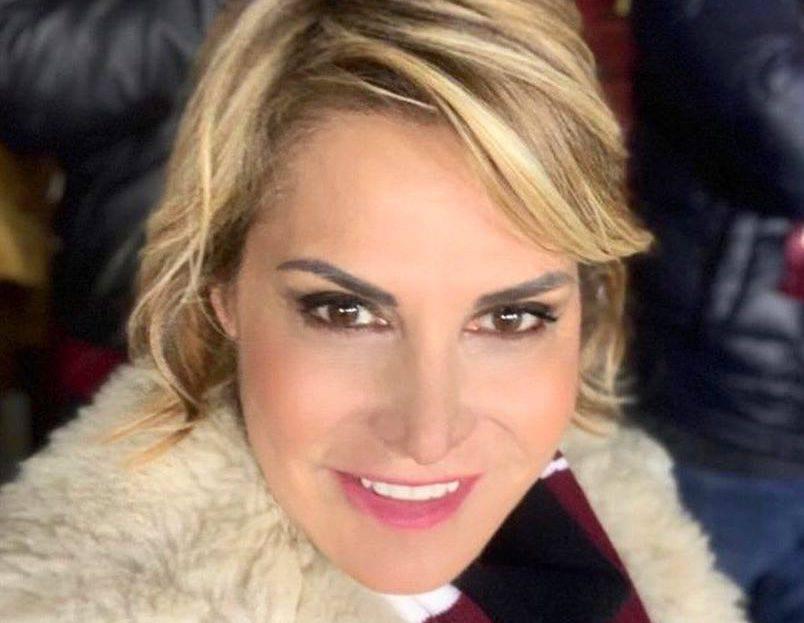 Simona Ventura nuovo amore