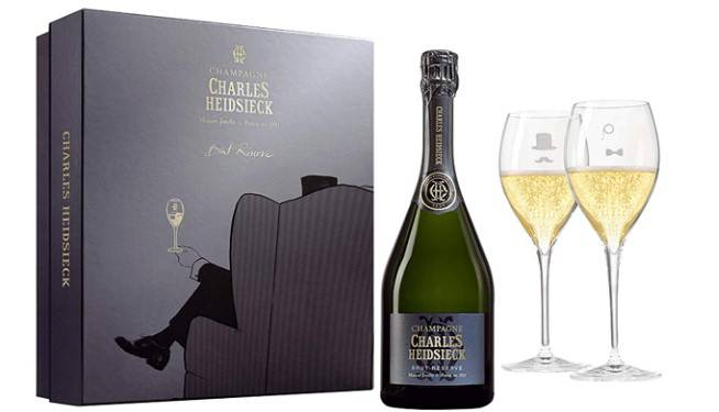 Charles Heidsieck confezione