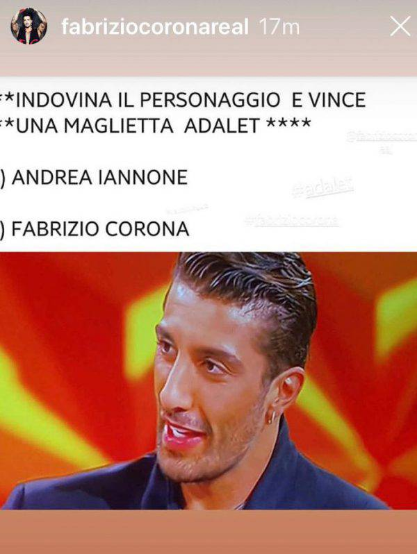 Andrea Iannone a Scherzi a Parte