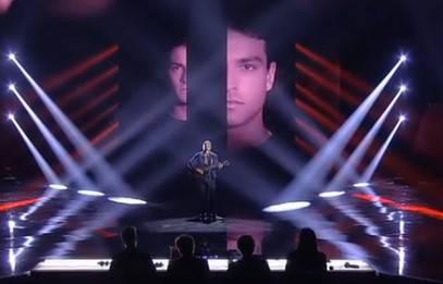 Leo Gassmann a X Factor