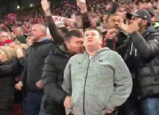 Liverpool Napoli Anfield