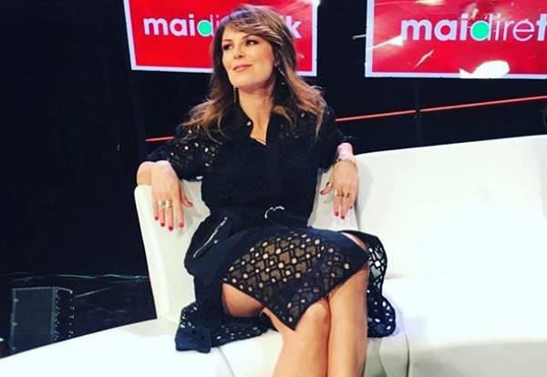 Marina La Rosa Mai dire Talk