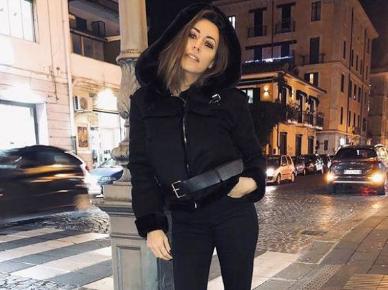 Karina Cascella intimo