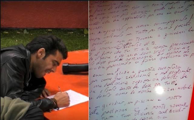 Stefano Sala lettera