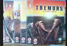 Tremors Saga