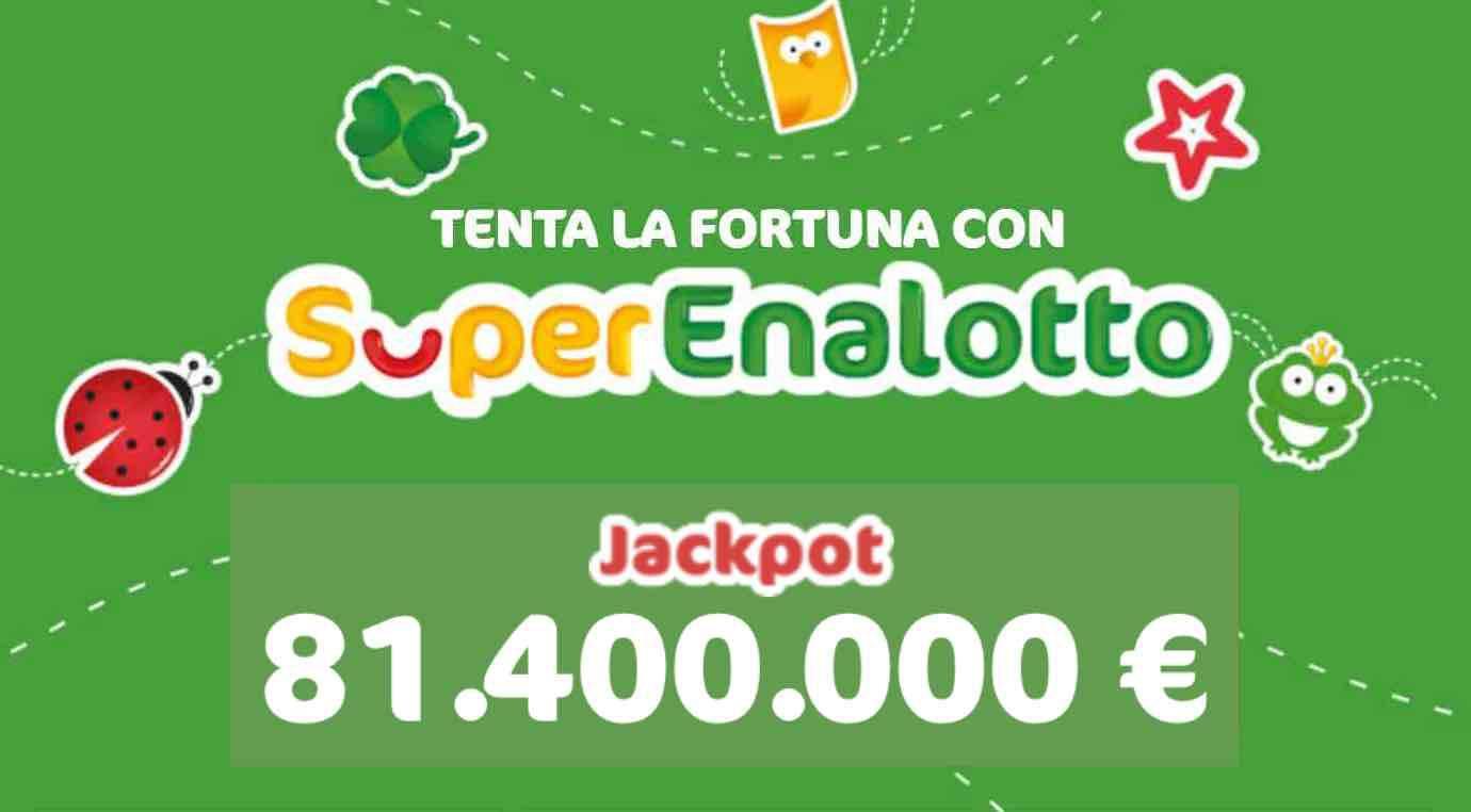 estrazione del lotto supeenalotto 24 dicembre 2018