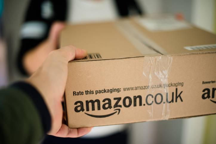 Amazon corriere