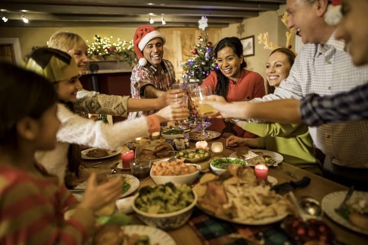 Cena di Natale ospedale
