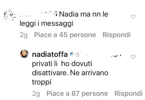 Nadia Toffa Fan