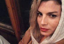 Emma Marrone in intimo