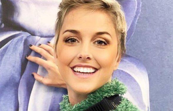 Nadia Toffa sorriso smagliante