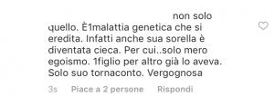 Annalisa Minetti commenti