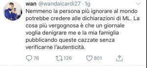 Wanda Nara Lopez