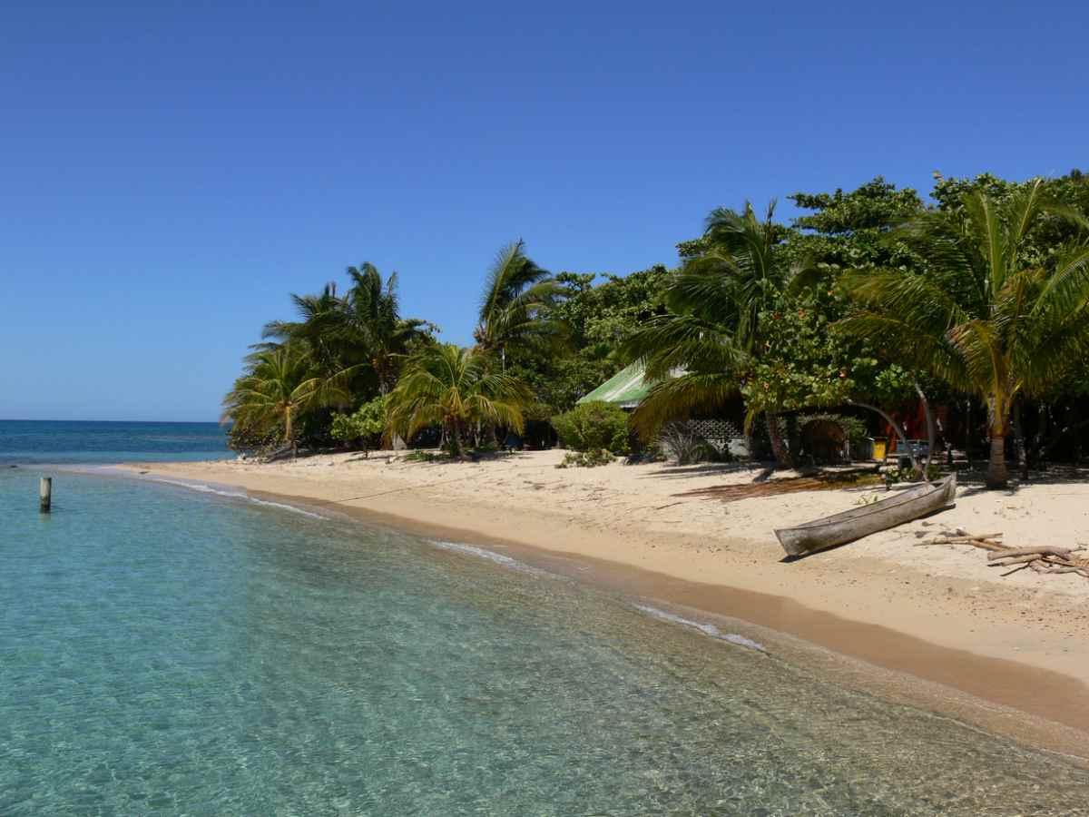 Cayos Cochinos Isola dei Famosi 2019