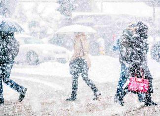 Meteo, neve e pioggia