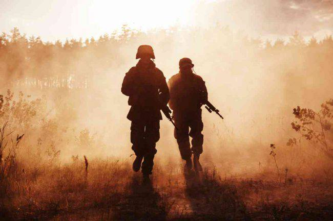 Soldato Italiano Afghanistan