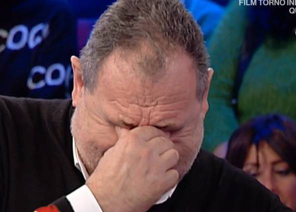 Gianfranco Vissani contro Borghese, Vieni da Me: