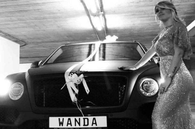 Inter, Wanda parla di Perisic